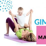 Gimnastyka Mama i bobas - dla maluchów od 2-6 miesięcy