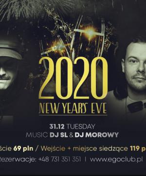 2020 New Years Eve   SL & Morowy