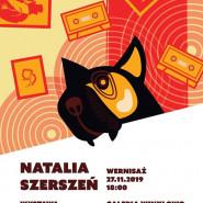 Natalia Szerszeń - wystawa prac malarskich