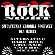 Rock Night - Świąteczna Zbiórka Słodyczy Dla Dzieci
