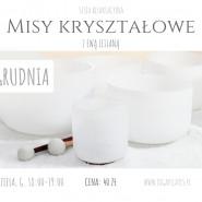 Misy Kryształowe z Ewą Leilaną - sesja relaksacyjna