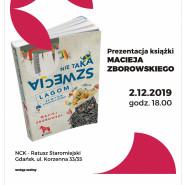 Nie taka Szwecja lagom - prezentacja książki Macieja Zborowskiego