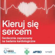 Bezpłatne badania kardiologiczne