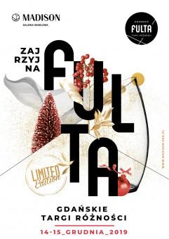 Gdańskie Targi Różności FULTA - edycja świąteczna