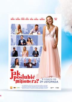 Kino Kobiet- Jak poślubić milionera