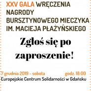 Gala Nagrody Bursztynowy Mieczyk