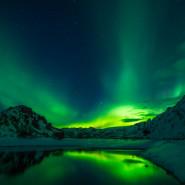 Aurora borealis/aurora australis - warsztaty animacji