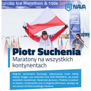 Piotr Suchenia - Maratony na wszystkich kontynentach