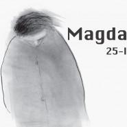 Magdalena Nowak - LUDŹ - rysunek