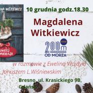 Spotkanie z Magdaleną Witkiewicz