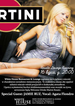 Rosato Lounge Evening