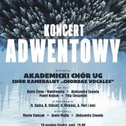 Koncert Adwentowy Akademickiego Chóru UG i Chordae Vocales