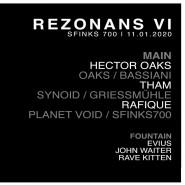 Rezonans VI / Hector Oaks / Tham / Rafique