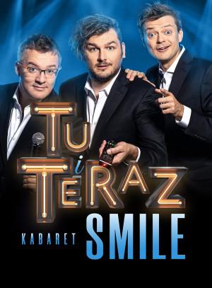 Kabaret Smile  - Gdańsk, 18 kwietnia 2020 (sobota)