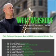 Walt Weiskopf European Quartet