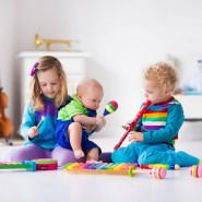 Muzyka dla malucha - zajęcia charytatywne