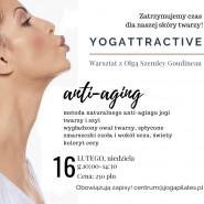 Yogattractive naturalny anti-aging, joga i masaż twarzy