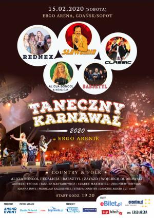 Taneczny karnawał Country & Folk: Rednex - Gdańsk Sopot, 15 lutego 2020 (sobota)