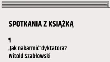 """Książki """"Jak nakarmić dyktatora?"""""""