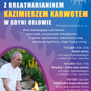 Spotkanie z bretarianinem Kazimierzem Karwotem