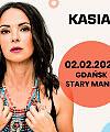 Kasia Kowalska - zmiana terminu