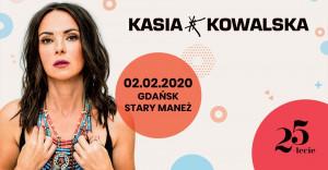 Kasia Kowalska - zmiana terminu - Gdańsk, 2 lutego 2020 (niedziela)