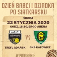 Siatkówka mężczyzn: TREFL Gdańsk - GKS Katowice