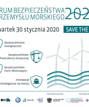 Forum Bezpieczeństwa Przemysłu Morskiego 2020