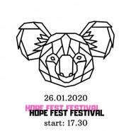 Hope Fest #wiecejnizlike