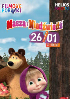 Filmowe Poranki: Masza i Niedźwiedź, cz. 4