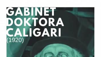 """Zaproszenia na film """"Gabinet doktora Caligari"""" i koncert Czerwie"""