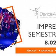Impreza semestralna Dance Atelier Barbara Materka