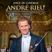 André Rieu, czyli 70 lat młodości