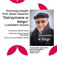 Promocja książki prof. Jacka Jassema
