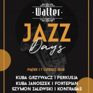 Walter Jazz Days: Kuba Grzywacz