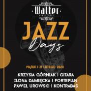 Walter Jazz Days: Krzysia Górniak