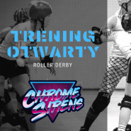 Trening otwarty Roller Derby