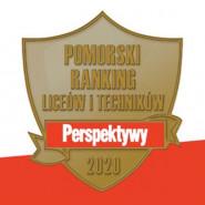 Gala Pomorskiego Rankingu Liceów i Techników Perspektywy 2020