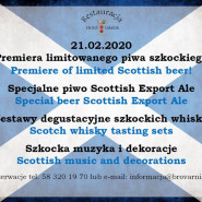 Premiera szkockiego piwa