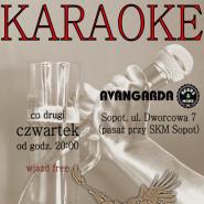 Czwartkowe karaoke w Avangardzie