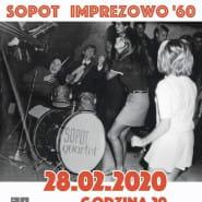 SOPOT Imprezowo '60 - wystawa fotografii Krzysztofa Stryjeckiego
