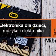 Micro:bit - Elektronika dla dzieci