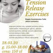Redukcja napięć i stresu metodą TRE