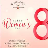 Dzień Kobiet w Brovarni Gdańsk