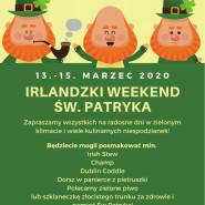 Irlandzki weekend św. Patryka