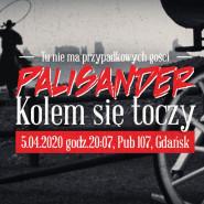 Palisander, Kolem się toczy