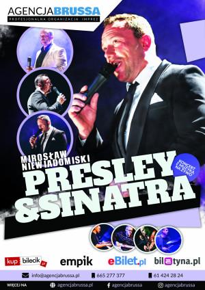 Presley & Sinatra - Mirosław Niewiadomski - Gdańsk, 18 kwietnia 2020 (sobota)