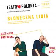 Słoneczna linia - Magdalena Boczarska i Borys Szyc