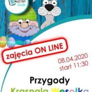Przygody Krasnala Wesołka - odcinek 4