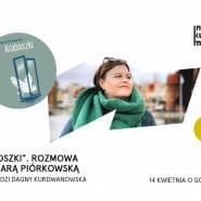 Kraboszki / Spotkanie autorskie z Barbarą Piórkowską